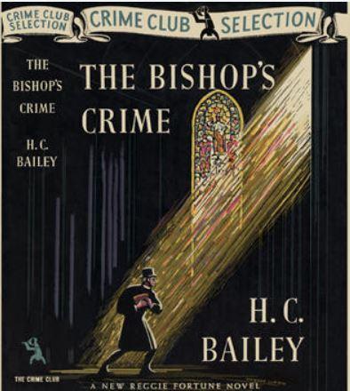 Bailey - Bishop's Crime US