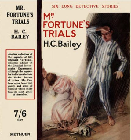 Bailey - Mr Fortune's Trials