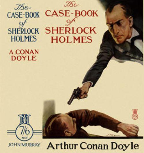 Doyle - Casebook.JPG