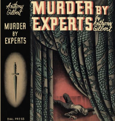 Anthony Gilbert - Murder by Experts US.JPG
