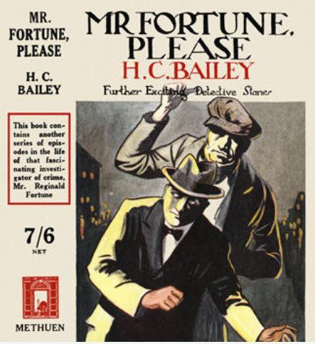 Bailey - Mr Fortune Please