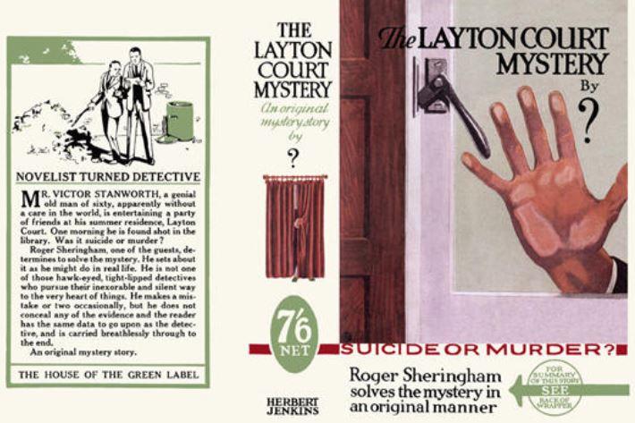 Berkeley - The Layton Court Mystery w panel.JPG