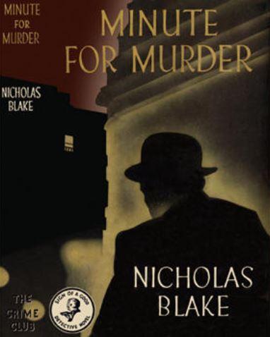 Blake - Minute for Murder.JPG