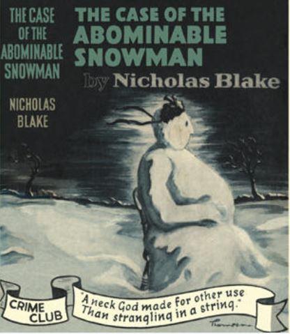 Blake - TCOT Abominable Snowman.JPG