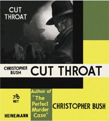 Bush - Cut Throat.JPG