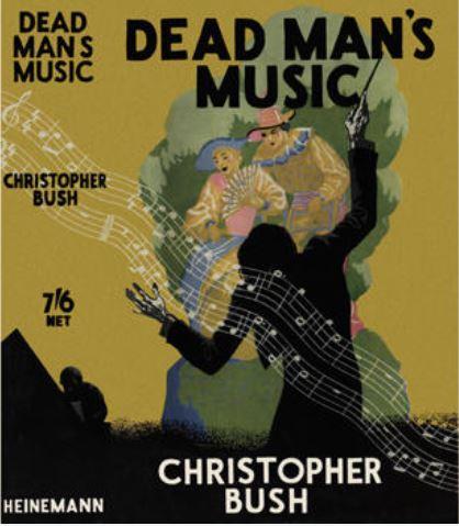 Bush - Dead Man's Music.JPG