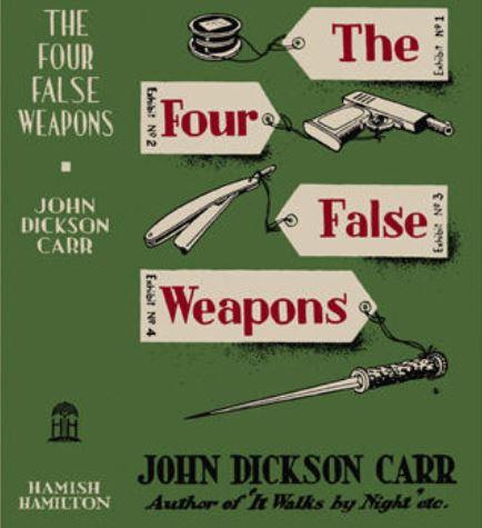 Carr - The 4 False Weapons UK.JPG