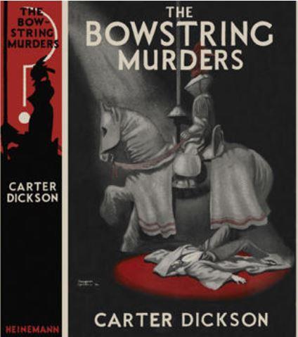 Carr - The Bowstring Murders UK.JPG