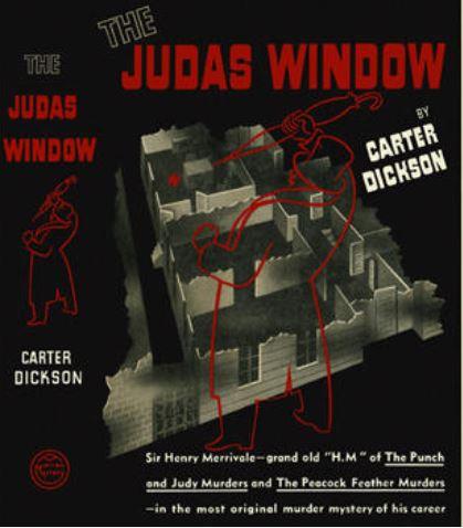 Carr - The Judas Window US.JPG