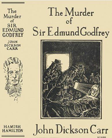 Carr - The Murder of Sir Edmund Godfrey UK.JPG