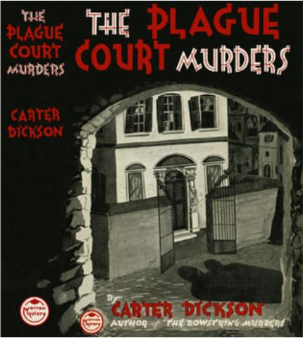 Carr - The Plague Court Murders US.JPG