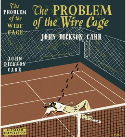 Carr - The Problem of the Wire Cage UK.JPG