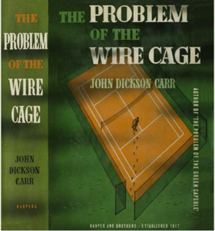 Carr - The Problem of the Wire Cage US.JPG