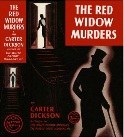 Carr - The Red Widow Murders US.JPG