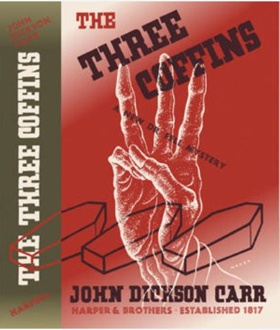 Carr - The Three Coffins US