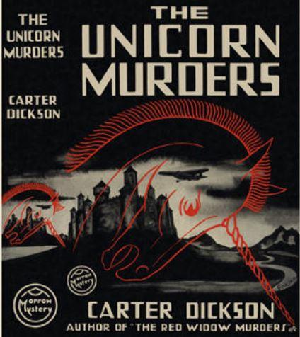 Carr - The Unicorn Murders US.JPG