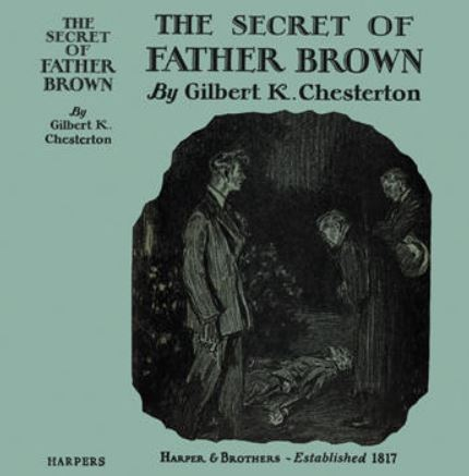 Chesterton - Secret of Father Brown US.JPG