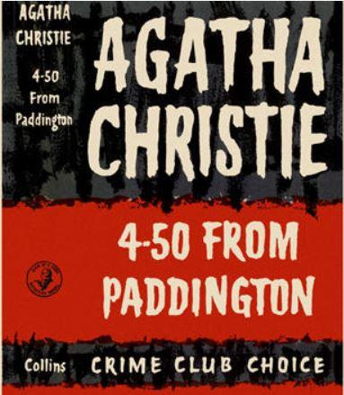 Christie - 4.50 from Paddington.JPG