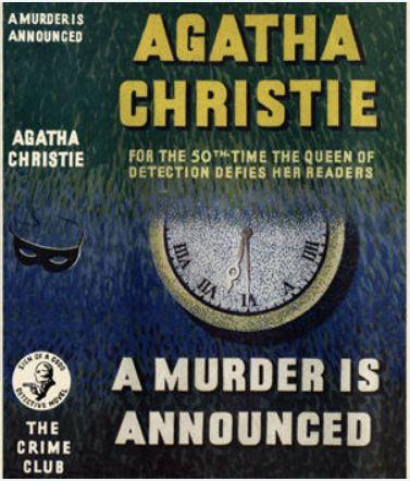 Christie - A Murder is Announced.JPG