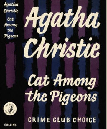 Christie - Cat Among the Pigeons.JPG