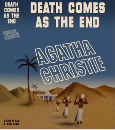 Christie - Death Comes as the End... US.JPG
