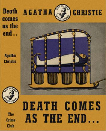 Christie - Death Comes as the End....JPG