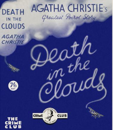 Christie - Death in the Clouds.JPG