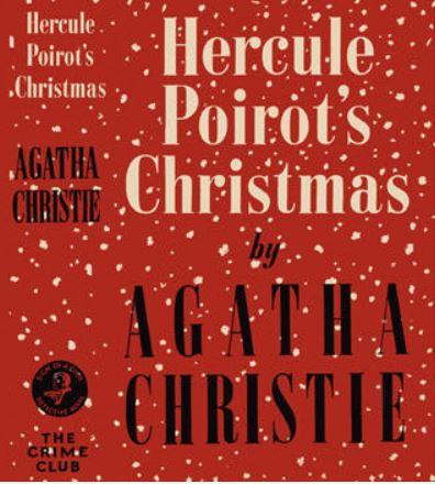 Christie - Hercule Poirot's Christmas.JPG