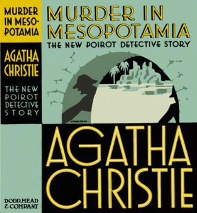 Christie - Murder in Mesopotamia US