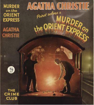 Christie - Murder on the Orient Express.JPG