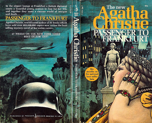 Christie - Passenger to Frankfurt Tom Adams.jpg