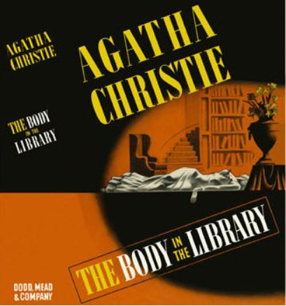 Christie - The Body in the Library US