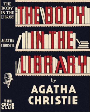 Christie - The Body in the Library.JPG