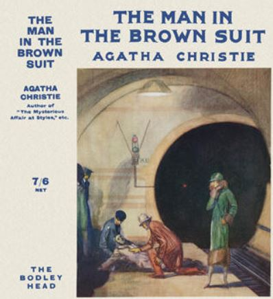 Christie - The Man in the Brown Suit.JPG