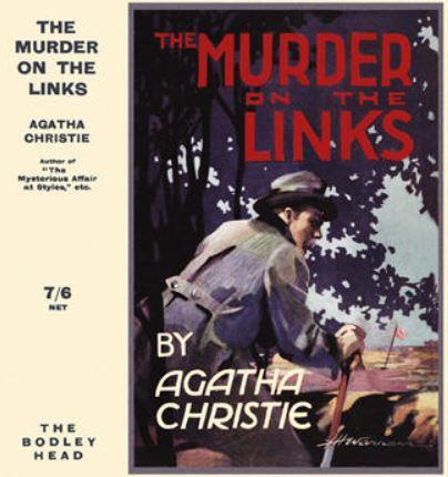 Christie - The Murder on the Links.JPG