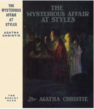 Christie - The Mysterious Affair at Styles.JPG