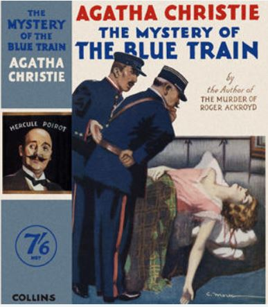 Christie - The Mystery of the Blue Train