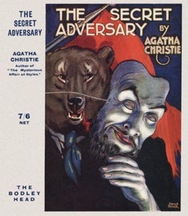 Christie - The Secret Adversary.JPG
