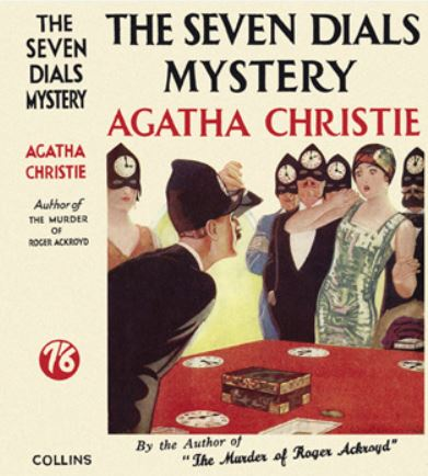 Christie - The Seven Dials Mystery.JPG