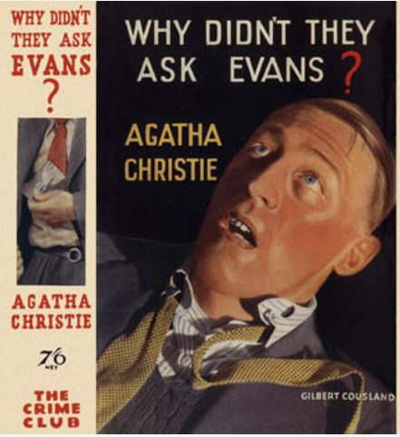 Christie - Why Didn't They Ask Evans.JPG