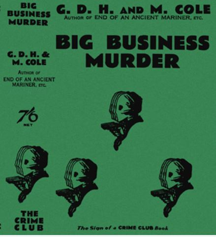 Coles - Big Business Murder.JPG