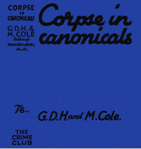 Coles - Corpse in Canonicals.JPG
