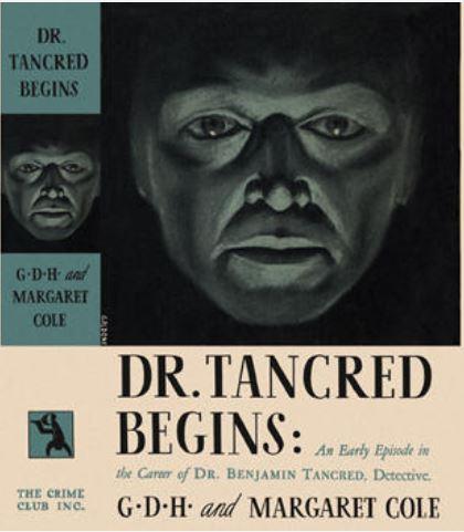 Coles - Dr Tancred Begins US