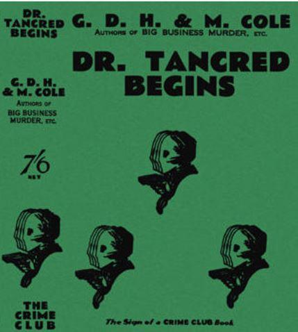 Coles - Dr Tancred Begins