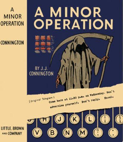Connington - A Minor Operation US