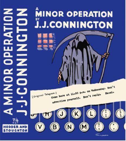Connington - A Minor Operation.JPG