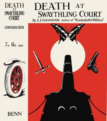 Connington - Death at Swaythling Court.JPG
