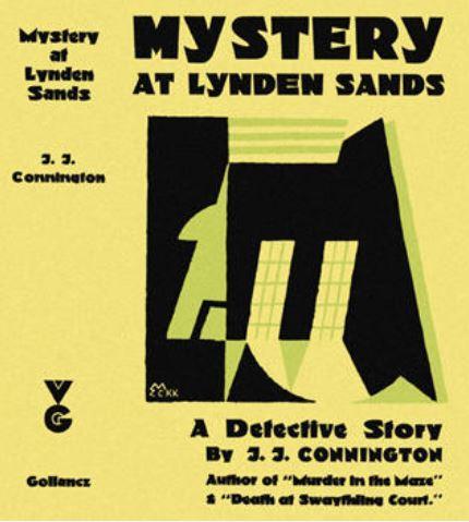 Connington - Mystery at Lynden Sands
