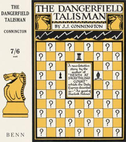 Connington - The Dangerfield Talisman.JPG