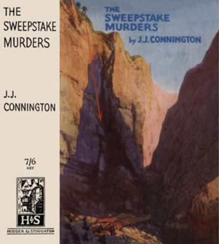 Connington - The Sweepstake Murders.JPG